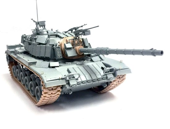 1//72ND SCALE 3D PRINTED U S ARMY M8 DOUBLE ARMORED GUN SYSTEM REACTIVE ARMOR