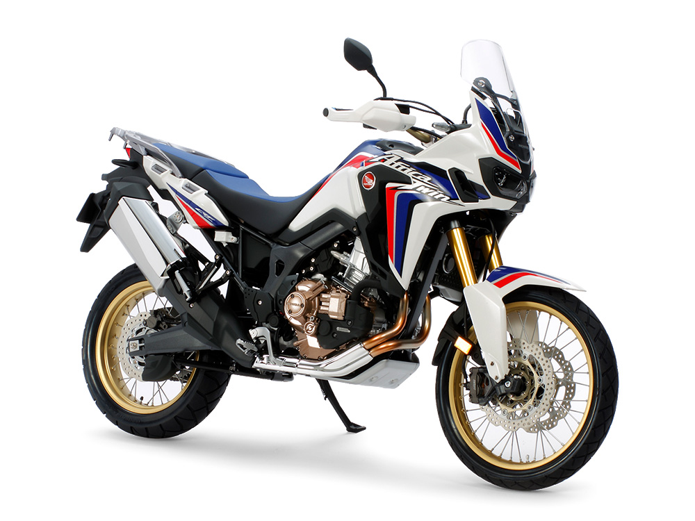 Protection du R/ÉSERVOIR Africa Twin CRF 1000 L Adventure Sports GP-540 Gray