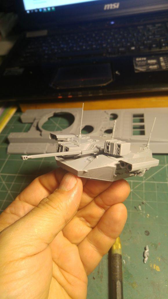 739f718728 NEW FROM zvezda IFV T-15 Armata 1 35 ASSEMBLY – toyland hobby ...