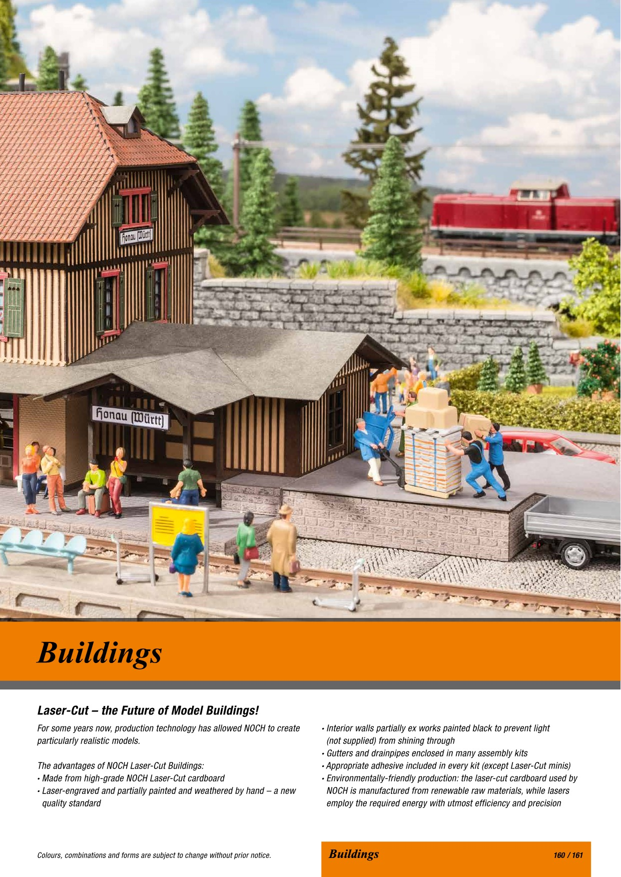 The new 2019/2020 NOCH Catalogue FULL AND FOR FREE – hobby modeling