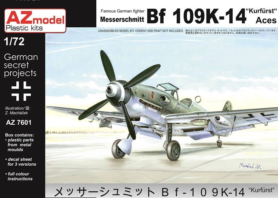 "Winged Ace Easy Model 1//72 Croatian AF Messerschmitt Bf 109G /""Black 4/"" 1945"