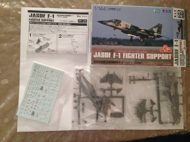 Currently Under Review New Kits From Platz Hobby 1144