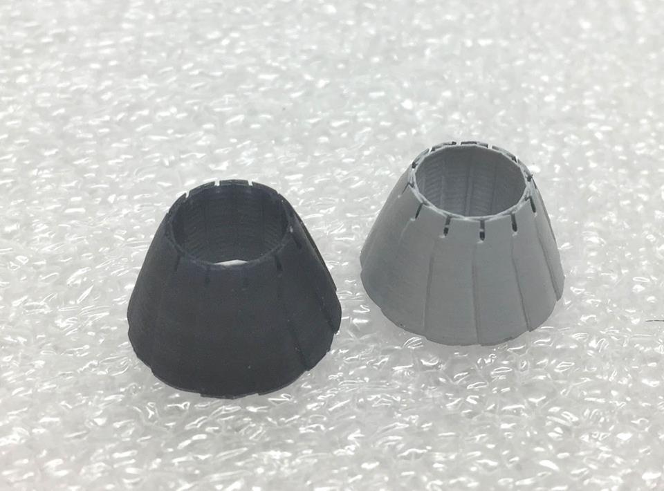 MA-72009 1//72 F-14 B//D Nozzle SET OPENED for KA//Fujimi