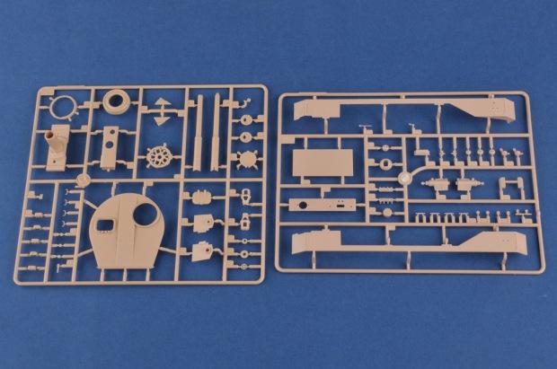 NEW FROM HOBBYBOSS 1/35 German VK 3001(P) 83891