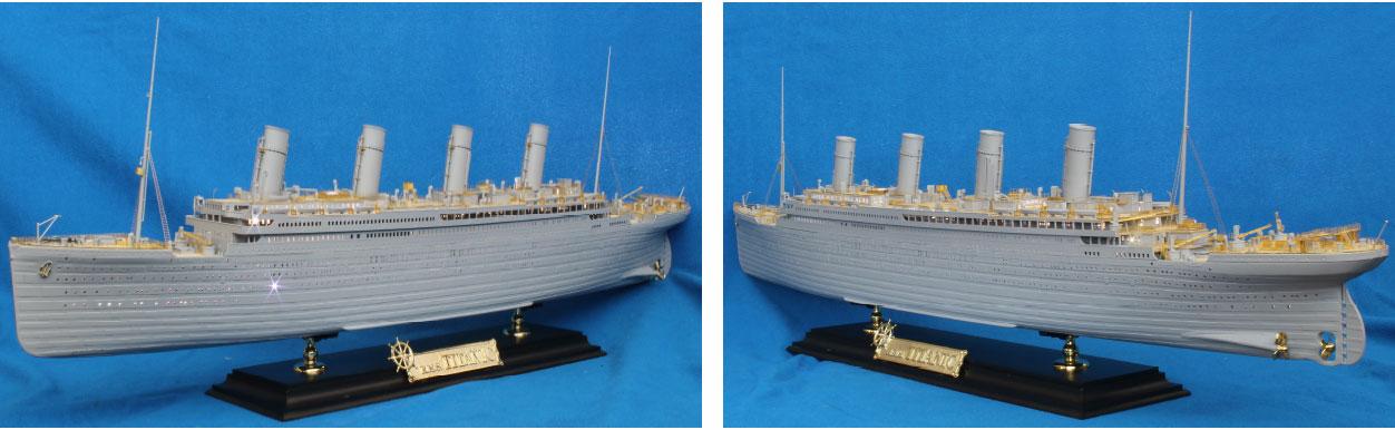 SS FRANCE Transatlantico 1:1250 Ocean Liners barca Atlas Diecast