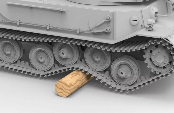 /'Elefant/' Late Detailing Set # 35020 P Aber 1//35 Jagdpanzer Tiger