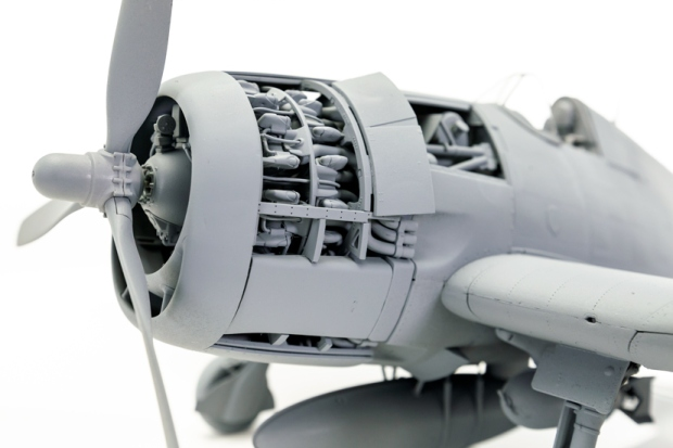 Airfix Grumman F6f 5 Hellcat In 1 24th Scale Images, Photos, Reviews