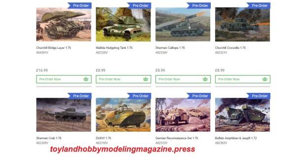 1/76 – hobby modeling magazine