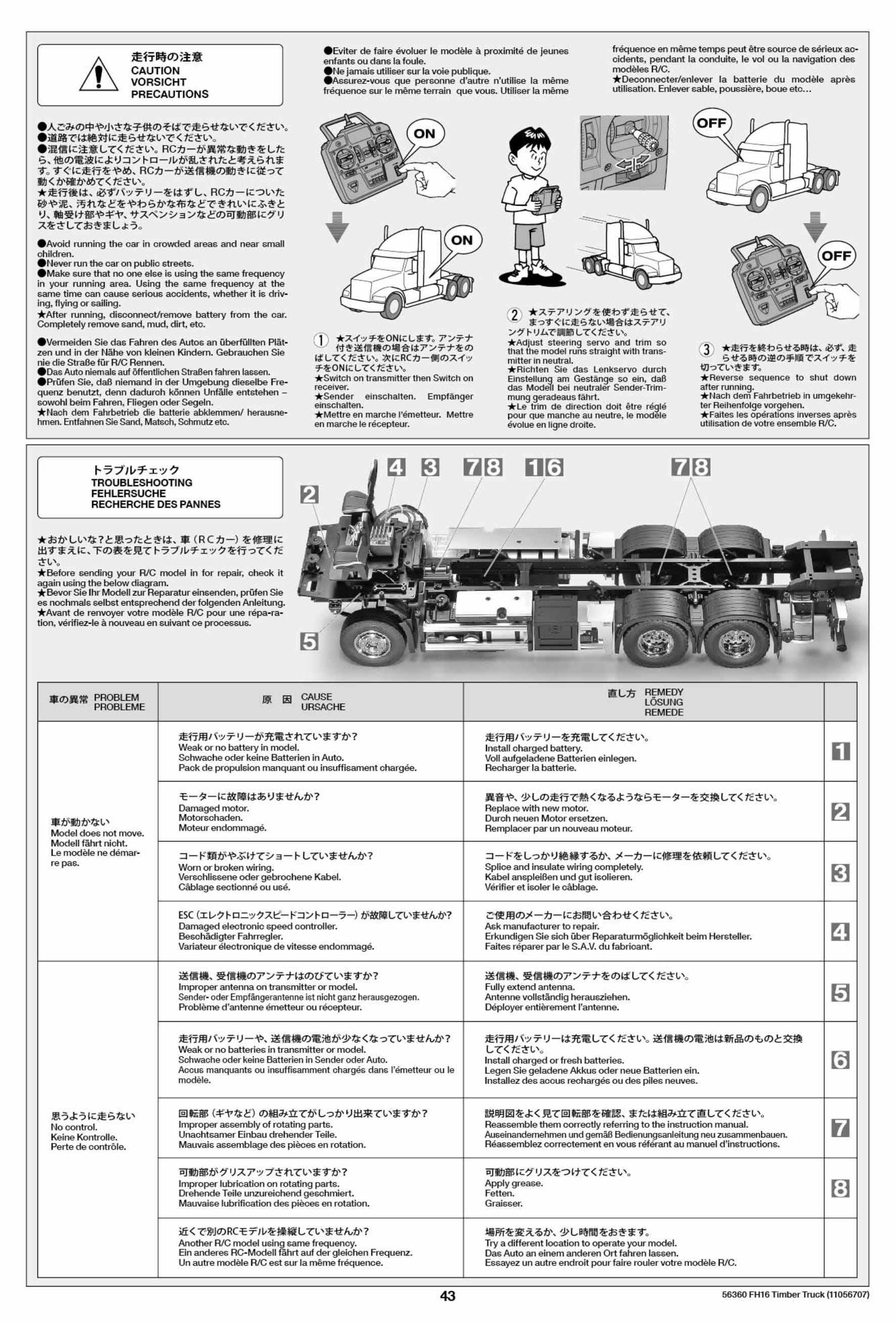 Citroen Ax Electric Wiring Diagram No08