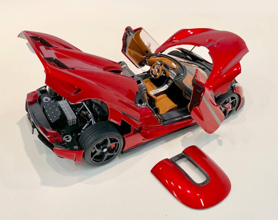 """Scale 1//24 5004 BLACK   5/""""  FIAT  500,,Pull Back Action Car Toy,"""