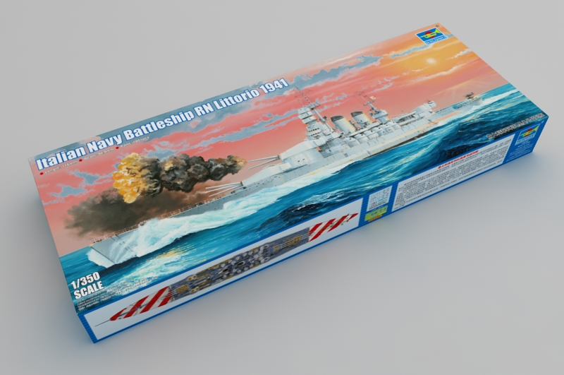 UH-1N Huey Aircraft Set for Aircraft Carrier 1:350 Plastic Model Kit TRUMPETER