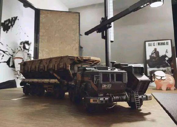 OPEL BLITZ 3T CLOSED TROOP TRUCK LOW SIDE 3D PRINTED 1//72 1//87 1:100 1:200 *1395