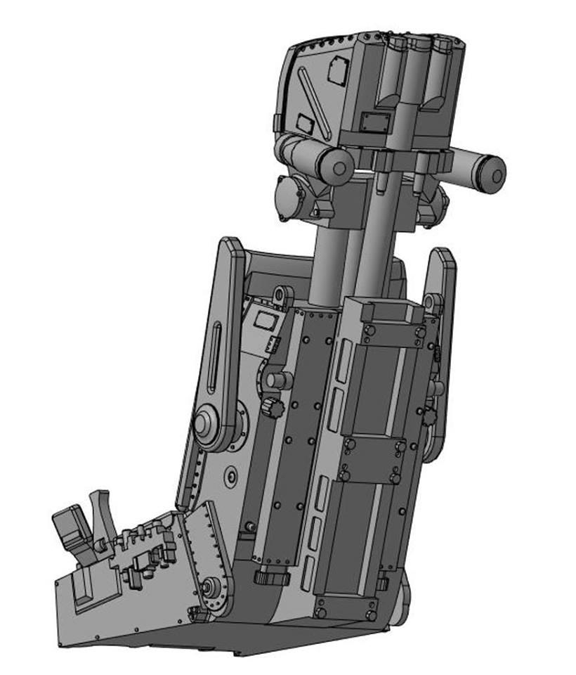 Trolley K-Way k-pocket upright S 0A2 nero