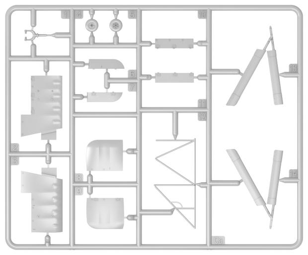 NEW KIT IN PROGRESS- AVRO CIERVA C.30A CIVILIAN SERVICE ... Mars Fan Control Center Wiring Diagram on