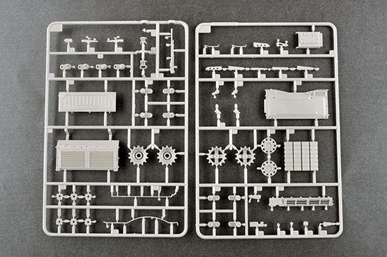 Multi-couleur Miniart 1:72 scale City Building Kit Modèle 172 House