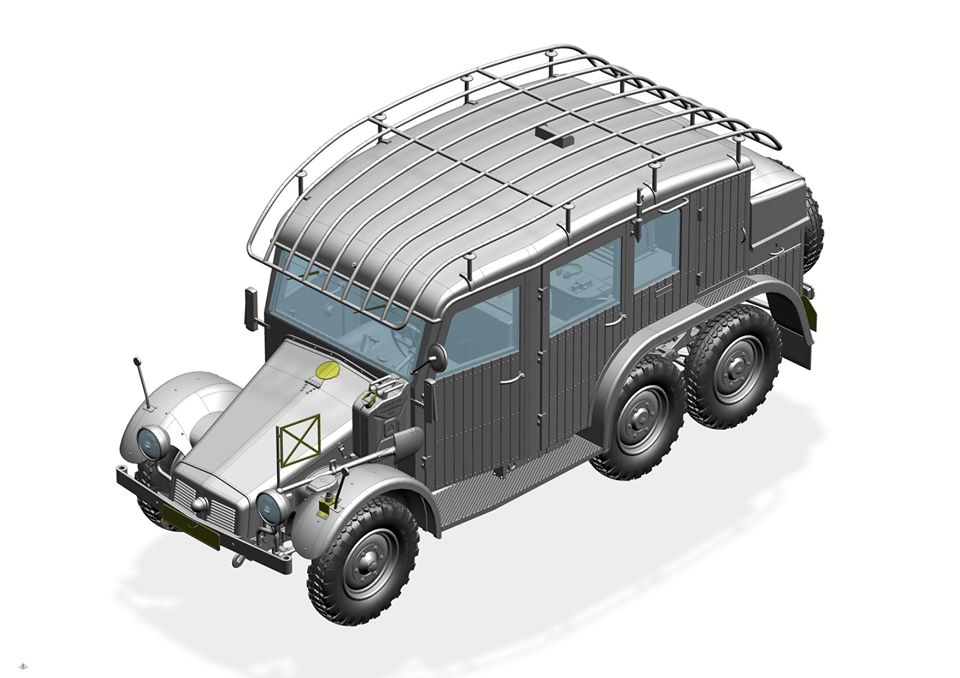 ventilador de 4 pkw-k4 Opel Ascona Wiking