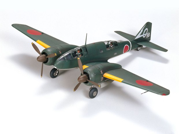 Tamiya-25201-Mitsubishi-Ki-46-III-Type-100-Command-Recon-Plance-Dinah-a